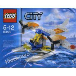 30225 HYDROPLAN STRAŻY PRZYBRZEŻNEJ KLOCKI LEGO MINI BUILDS