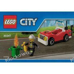 30347 WÓZ STRAŻACKI KLOCKI LEGO MINI BUILDS Miasto