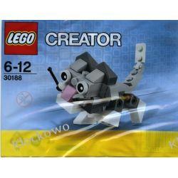 30188 KOTEK KLOCKI LEGO MINI BUILDS Miasto