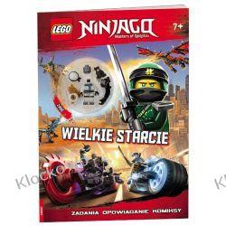 THE LEGO® NINJAGO®. WIELKIE STARCIE! Książki dla dzieci i młodzieży