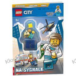 LEGO® CITY. NA SYGNALE! Książki dla dzieci i młodzieży