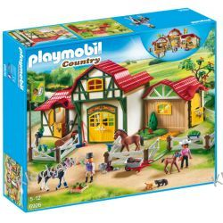 PLAYMOBIL 6926 DUŻA STADNINA KONI - COUNTRY