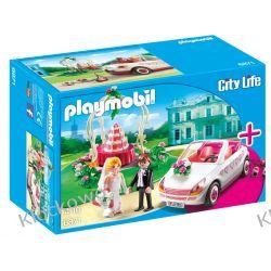 PLAYMOBIL 6871 ŚLUBNY ZESTAW UPOMINKOWY - CITY LIFE Kompletne zestawy