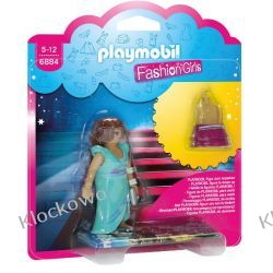 PLAYMOBIL 6884 FASHION GIRL: GALA - FASHION GIRL Kompletne zestawy