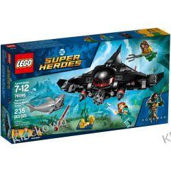 76095 BLACK MANTA STRIKE - KLOCKI LEGO SUPER HEROES  Kompletne zestawy