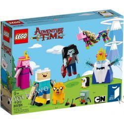21308 PORA NA PRZYGODĘ (Adventure Time) KLOCKI LEGO IDEAS Kompletne zestawy
