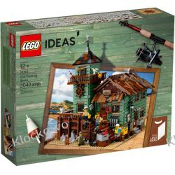 21310 STARY SKLEP WĘDKARSKI (Old Fishing Store) KLOCKI LEGO IDEAS Pozostałe