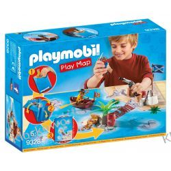 PLAYMOBIL 9328 PLAY MAP PIRACI