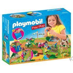 PLAYMOBIL 9331 PLAY MAP WYCIECZKA KUCYKÓW Playmobil