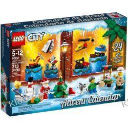 60201 KALENDARZ ADWENTOWY LEGO CITY (LEGO City Advent Calendar) KLOCKI LEGO CITY Dla Dzieci