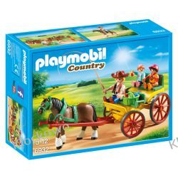 PLAYMOBIL 6932 BRYCZKA KONNA - COUNTRY