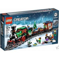 10254 ŚWIĄTECZNY POCIĄG (Winter Holiday Train) - KLOCKI LEGO EXCLUSIVE Dla Dzieci