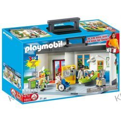 PLAYMOBIL 5953 PRZENOŚNY SZPITAL - EDYCJA LIMITOWANA Playmobil