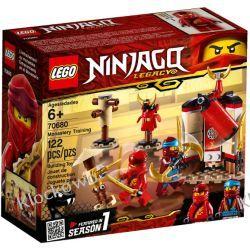 70680 SZKOLENIE W KLASZTORZE (Monastery Training) KLOCKI LEGO NINJAGO Playmobil