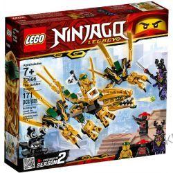 70666 ZŁOTY SMOK (The Golden Dragon) KLOCKI LEGO NINJAGO Kompletne zestawy
