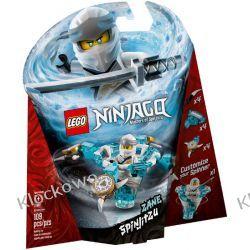 70661 SPINJITZU ZANE KLOCKI LEGO NINJAGO