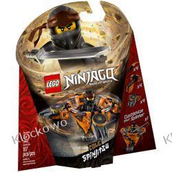 70662 SPINJITZU COLE KLOCKI LEGO NINJAGO Dla Dzieci
