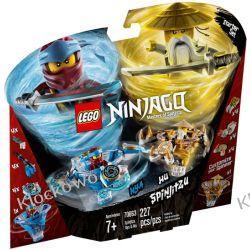 70663 SPINJITZU NYA & SENSEI WU KLOCKI LEGO NINJAGO
