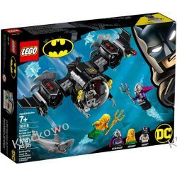 76116 ŁÓDŹ PODWODNA BATMANA (Batman Batsub and the Underwater Clash) - KLOCKI LEGO SUPER HEROES Atlantis