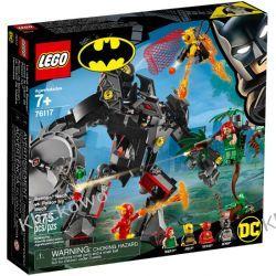 76117 MECH BATMANA KONTRA MECH TRUJĄCEGO BLUSZCZA (Batman Mech vs. Poison Ivy Mech) - KLOCKI LEGO SUPER HEROES Dla Dzieci