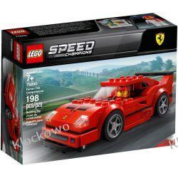 75890 FERRARI F40 COMPETIZIONE KLOCKI LEGO SPEED CHAMPIONS Racers