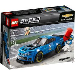 75891 CHEVROLET CAMARO ZL 1 KLOCKI LEGO SPEED CHAMPIONS Racers