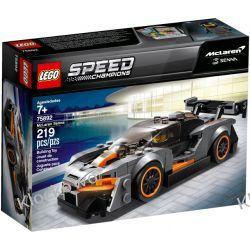 75892 MCLAREN SENNA KLOCKI LEGO SPEED CHAMPIONS Friends