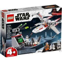 75235 ATAK MYŚLIWCEM X-WING - KLOCKI LEGO STAR WARS  Dla Dzieci