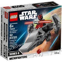 75224 SITH INFILTRATOR - KLOCKI LEGO STAR WARS