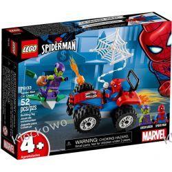 76133 POŚCIG SAMOCHODOWY SPIDER-MANA (Spider-Man Car Chase) - KLOCKI LEGO SUPER HEROES