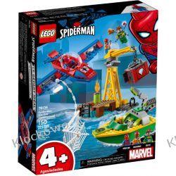 76134 DOCTOR OCTOPUS- SKOK NA DIAMENTY (Spider-Man: Doc Ock Diamond Heist) - KLOCKI LEGO SUPER HEROES Playmobil