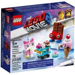 70822 NAJLEPSI PRZYJACIELE KICI ROŻEK (Unikitty's Sweetest Friends EVER!) KLOCKI LEGO MOVIE 2 Playmobil