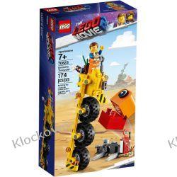 70823 TRÓJKOŁOWIEC EMMETA (Emmet's Thricycle!) KLOCKI LEGO MOVIE 2 Kompletne zestawy