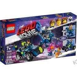 70826 TERENÓWKA REXA (Rex's Rex-treme Offroader!) KLOCKI LEGO MOVIE 2