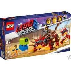 70827 ULTRAKOCIA I LUCY WOJOWNICZKA (Ultrakatty & Warrior Lucy!) KLOCKI LEGO MOVIE 2 Kompletne zestawy