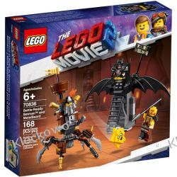 70836 BATMAN I STALOWOBRODY (Battle-Ready Batman and MetalBeard) KLOCKI LEGO MOVIE 2 Pozostałe