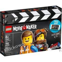 70820 LEGO MOVIE MAKER (LEGO Movie Maker) KLOCKI LEGO MOVIE 2 Pozostałe