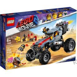 70829 ŁAZIK EMMETA I LUCY (Emmet and Lucy's Escape Buggy!) KLOCKI LEGO MOVIE 2 Friends