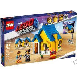 70831 DOM EMMETA/RAKIETA RATUNKOWA (Emmet's Dream House/Rescue Rocket!) KLOCKI LEGO MOVIE 2