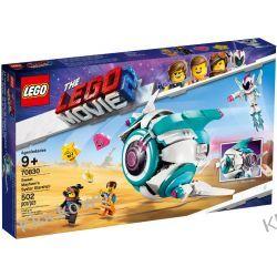 70830 GWIEZDNY STATEK SŁODKIEJ ZADYMY (Sweet Mayhem's Systar Starship!) KLOCKI LEGO MOVIE 2