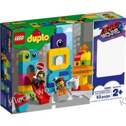10895 GOŚCIE Z PLANETY DUPLO (Emmet and Lucy's Visitors from the DUPLO Planet) KLOCKI LEGO MOVIE 2 Pozostałe