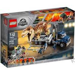 75933 TRANSPORT TYRANOZAURA (T. Rex Transport) - KLOCKI LEGO JURASSIC WORLD Ninjago