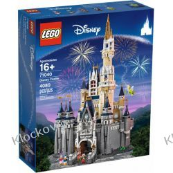 71040 ZAMEK DISNEYA (Disney Castle) KLOCKI LEGO  Kompletne zestawy