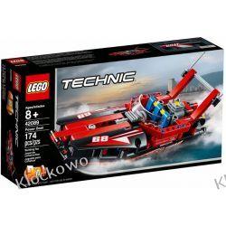 42089 MOTORÓWKA (Power Boat) KLOCKI LEGO TECHNIC  Technic