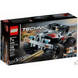 42090 MONSTER TRUCK ZŁOCZYŃCÓW (Getaway Truck) KLOCKI LEGO TECHNIC  Technic