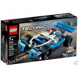 42091 POLICYJNY POŚCIG (Police Pursuit) KLOCKI LEGO TECHNIC  Kompletne zestawy
