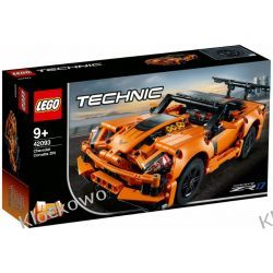 42093 Chevrolet Corvette ZR1 KLOCKI LEGO TECHNIC  Friends