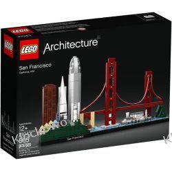 21043 SAN FRANCISCO KLOCKI LEGO ARCHITECTURE  Atlantis