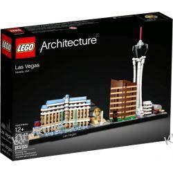 21047 LAS VEGAS KLOCKI LEGO ARCHITECTURE  Harry Potter
