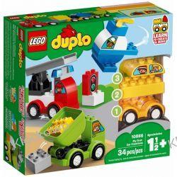 10886 MOJE PIERWSZE SAMOCHODZIKI (My First Car Creations) KLOCKI LEGO DUPLO Kompletne zestawy